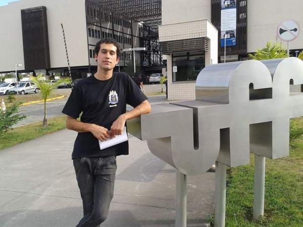 Rodrigo Cesar Gonçalves Guimarães